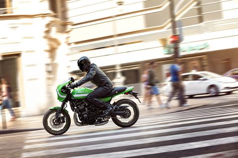 2019 Kawasaki Z900RS Cafe in Iowa City, Iowa
