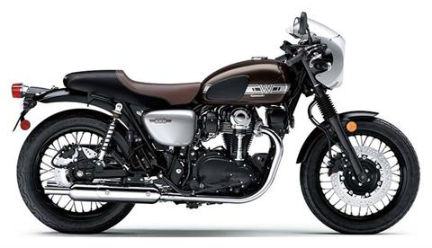 2019 Kawasaki W800 CAFE in Belvidere, Illinois