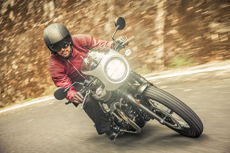 2019 Kawasaki W800 Cafe in Johnson City, Tennessee - Photo 6