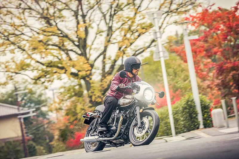 2019 Kawasaki W800 Cafe in South Paris, Maine - Photo 9