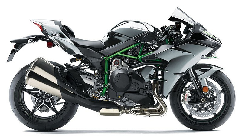 2019 Kawasaki Ninja H2 in Redding, California