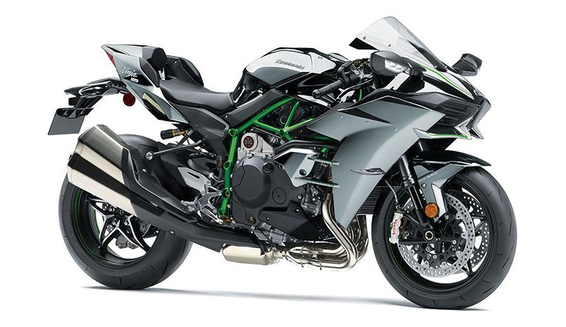 2019 Kawasaki Ninja H2 in Iowa City, Iowa - Photo 3