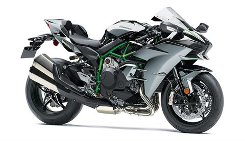 2019 Kawasaki Ninja H2 in O Fallon, Illinois