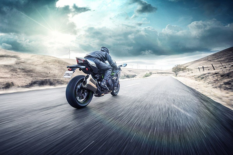 2019 Kawasaki Ninja H2 in Merced, California