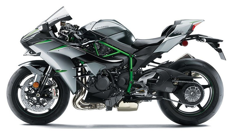 2019 Kawasaki Ninja H2 Carbon in Lafayette, Louisiana - Photo 2