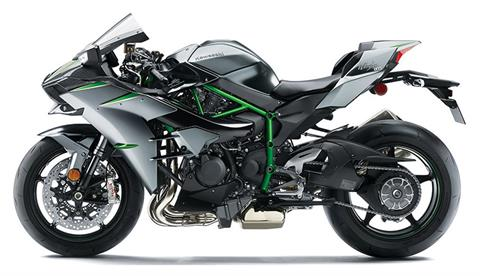2019 Kawasaki Ninja H2 Carbon in Northampton, Massachusetts