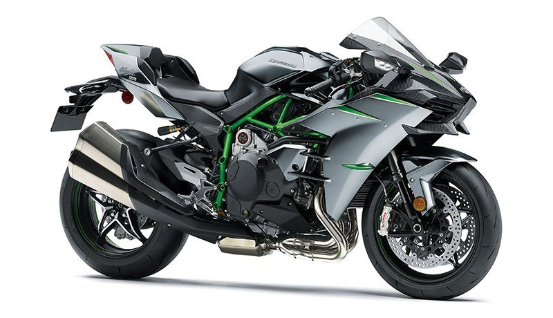 2019 Kawasaki Ninja H2 Carbon in Mount Pleasant, Michigan - Photo 3