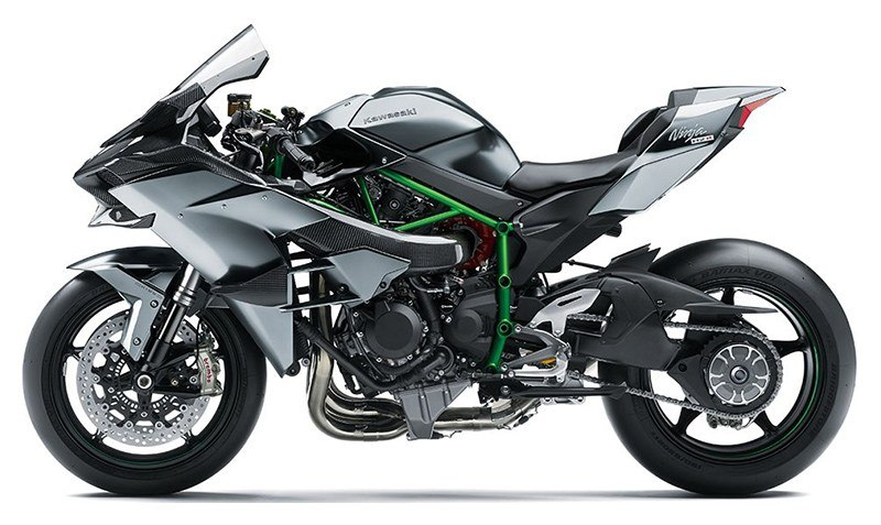 2019 Kawasaki Ninja H2 R in Laurel, Maryland - Photo 2
