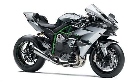 2019 Kawasaki Ninja H2 R in Kittanning, Pennsylvania - Photo 3