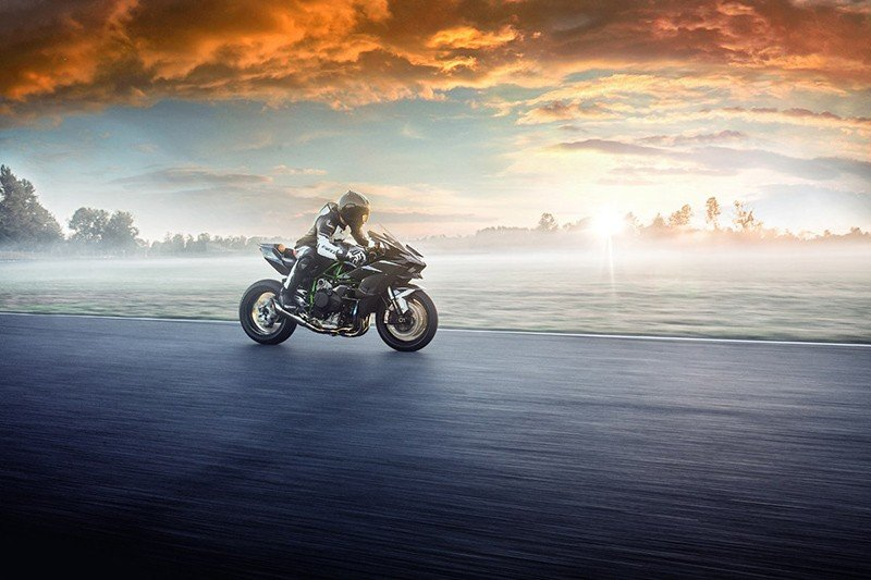 2019 Kawasaki Ninja H2 R in Fort Pierce, Florida - Photo 5