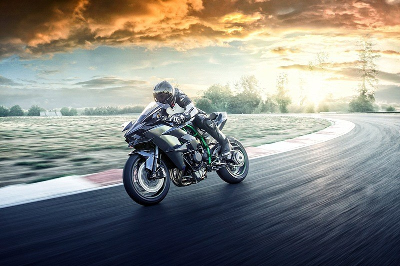 2019 Kawasaki Ninja H2 R in Johnson City, Tennessee - Photo 8