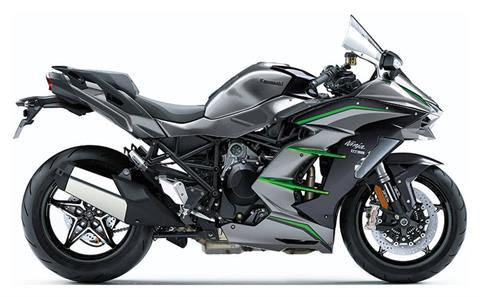2019 Kawasaki Ninja H2 SX SE+ in Cambridge, Ohio