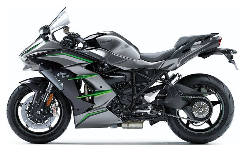 2019 Kawasaki Ninja H2 SX SE+ in Freeport, Illinois - Photo 2