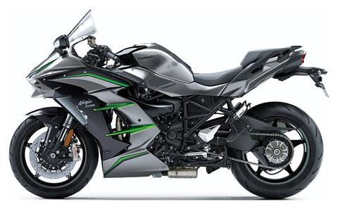 2019 Kawasaki Ninja H2 SX SE+ in Watseka, Illinois - Photo 2