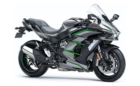2019 Kawasaki Ninja H2 SX SE+ in Freeport, Illinois - Photo 3