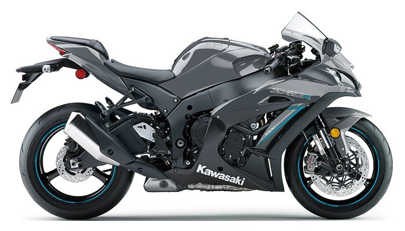 2019 Kawasaki Ninja ZX-10R in Sacramento, California - Photo 4
