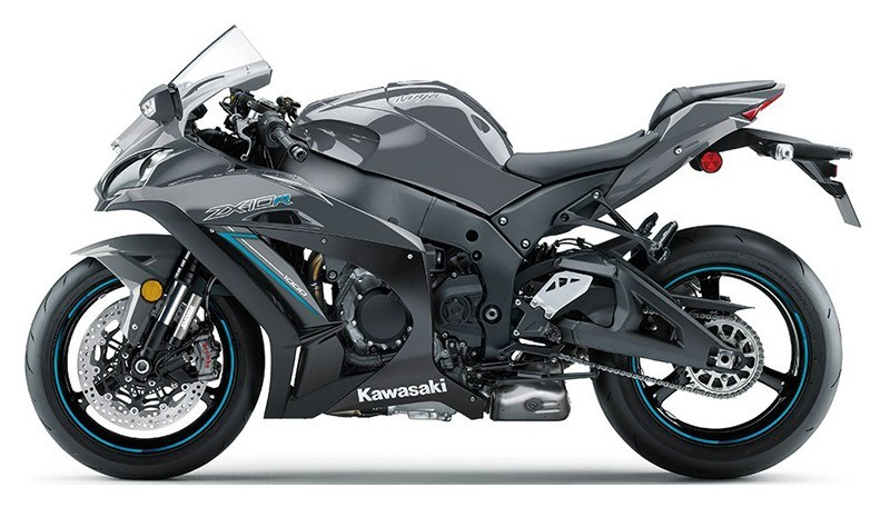 2019 Kawasaki Ninja ZX-10R in New Haven, Connecticut