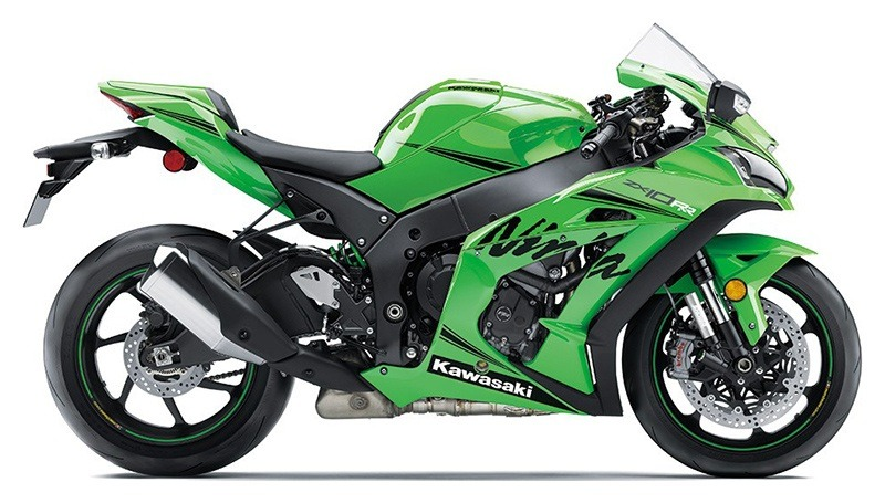 2019 Kawasaki Ninja ZX-10RR in Sacramento, California - Photo 1