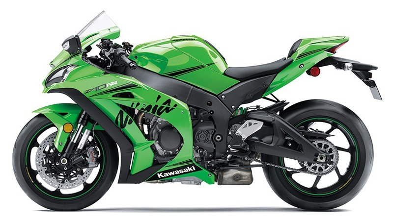 2019 Kawasaki Ninja ZX-10RR in Howell, Michigan