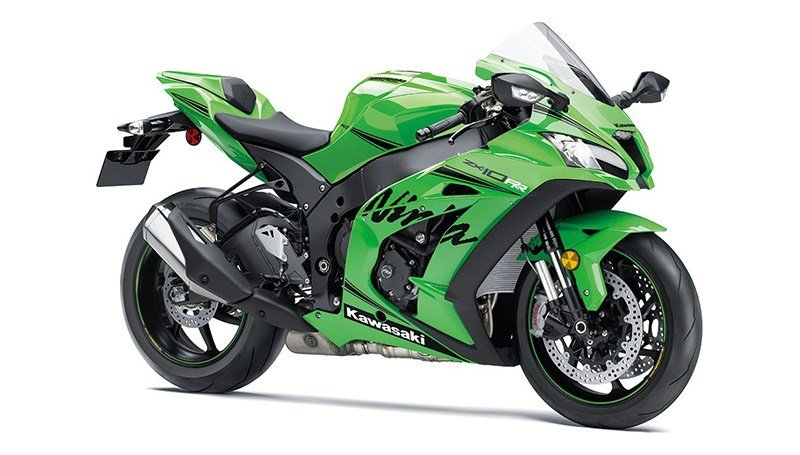 2019 Kawasaki Ninja ZX-10RR in Sacramento, California - Photo 3