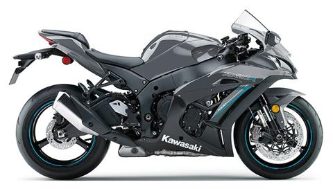 2019 Kawasaki Ninja ZX-10R ABS in Barre, Massachusetts