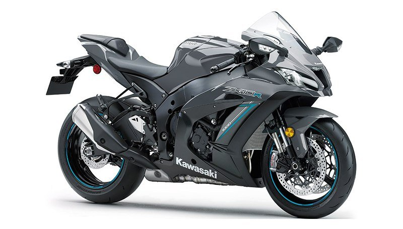 2019 Kawasaki Ninja ZX-10R ABS in Petersburg, West Virginia - Photo 3