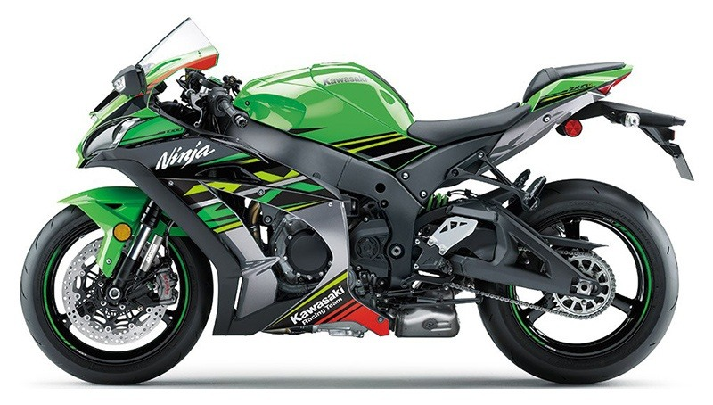 2019 Kawasaki Ninja ZX-10R ABS KRT Edition in Rock Falls, Illinois