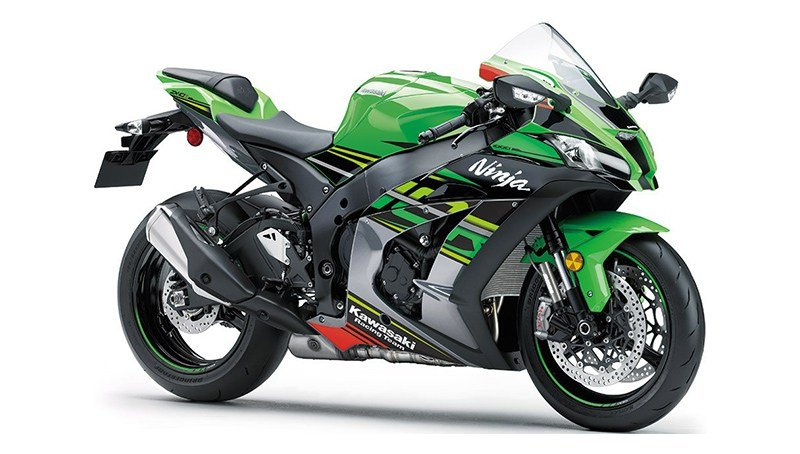 2019 Kawasaki Ninja ZX-10R ABS KRT Edition in Athens, Ohio
