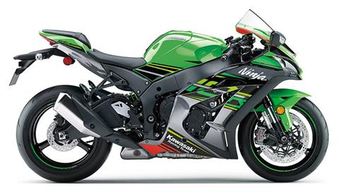 2019 Kawasaki Ninja ZX-10R KRT Edition in Mount Pleasant, Michigan