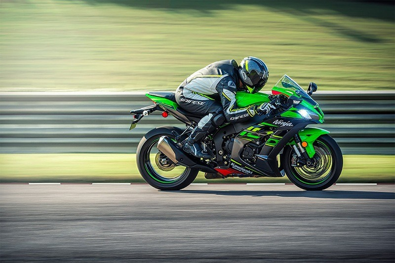 2019 Kawasaki Ninja ZX-10R KRT Edition in Santa Clara, California - Photo 5