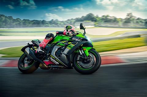 2019 Kawasaki Ninja ZX-10R KRT Edition in South Haven, Michigan
