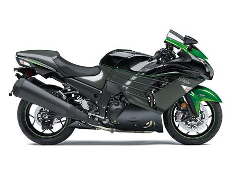 2019 Kawasaki Ninja ZX-14R in Danville, West Virginia