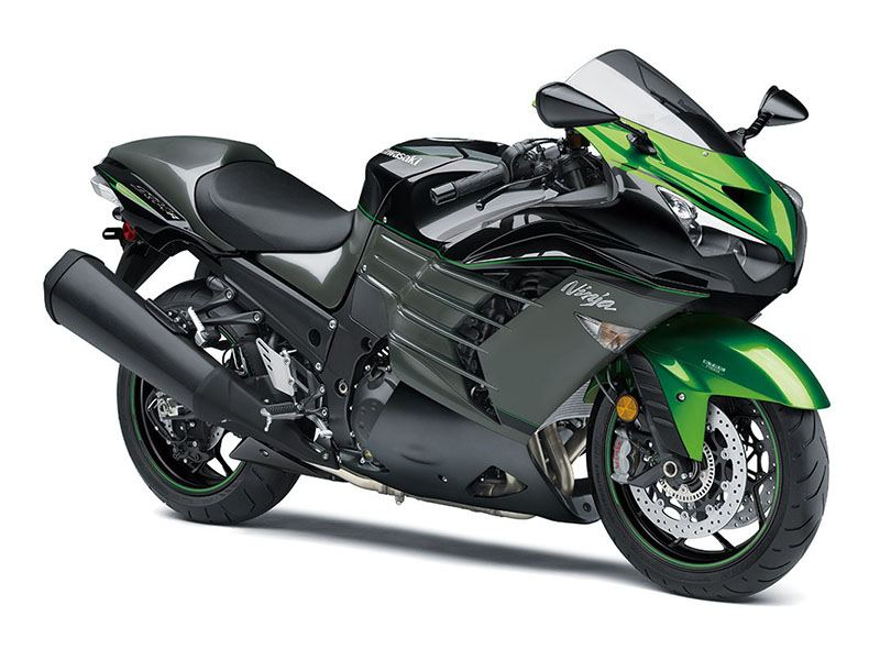 2019 Kawasaki Ninja ZX-14R in Bellevue, Washington - Photo 3