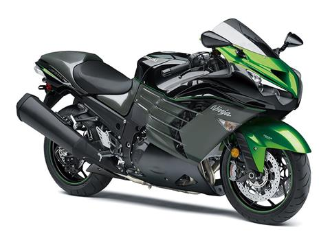 2019 Kawasaki Ninja ZX-14R in Hialeah, Florida - Photo 3