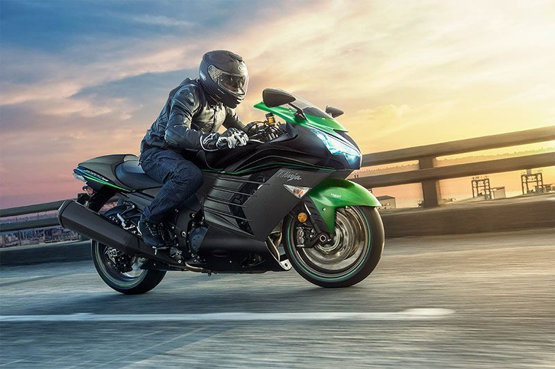2019 Kawasaki Ninja ZX-14R in Marlboro, New York - Photo 5