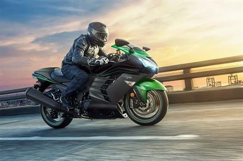 2019 Kawasaki Ninja ZX-14R in Oak Creek, Wisconsin - Photo 5