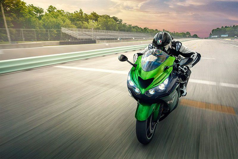 2019 Kawasaki Ninja ZX-14R in Gonzales, Louisiana - Photo 8