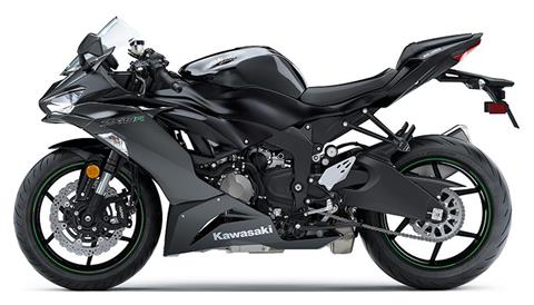 New 2019 Kawasaki Ninja Zx 6r Motorcycles In Bellevue Wa Stock