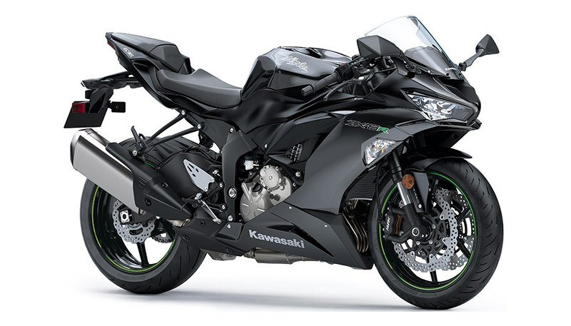 2019 Kawasaki NINJA ZX-6R in North Reading, Massachusetts - Photo 3