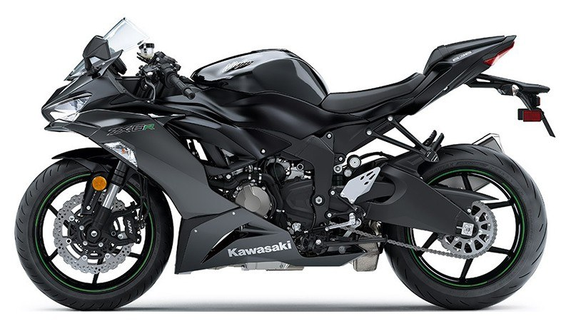 2019 Kawasaki Ninja ZX-6R in Broken Arrow, Oklahoma
