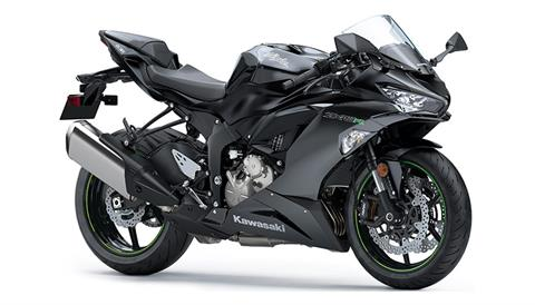2019 Kawasaki Ninja ZX-6R in Dubuque, Iowa
