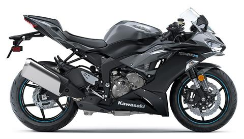 2019 Kawasaki Ninja ZX-6R ABS in Barre, Massachusetts