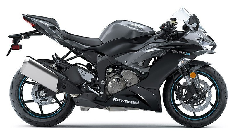 2019 Kawasaki Ninja ZX-6R ABS in Broken Arrow, Oklahoma