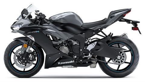 2019 Kawasaki Ninja ZX-6R ABS in Mount Pleasant, Michigan