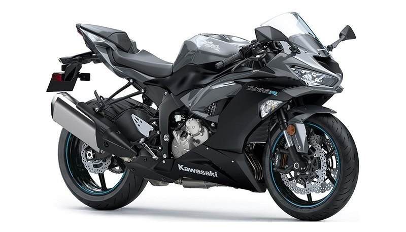 2019 Kawasaki Ninja ZX-6R ABS in Harrisonburg, Virginia