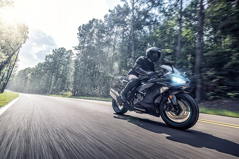 2019 Kawasaki Ninja ZX-6R ABS in Massapequa, New York