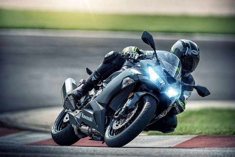 2019 Kawasaki Ninja ZX-6R ABS in Canton, Ohio - Photo 8