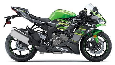 2019 Kawasaki Ninja ZX-6R ABS KRT Edition in Athens, Ohio