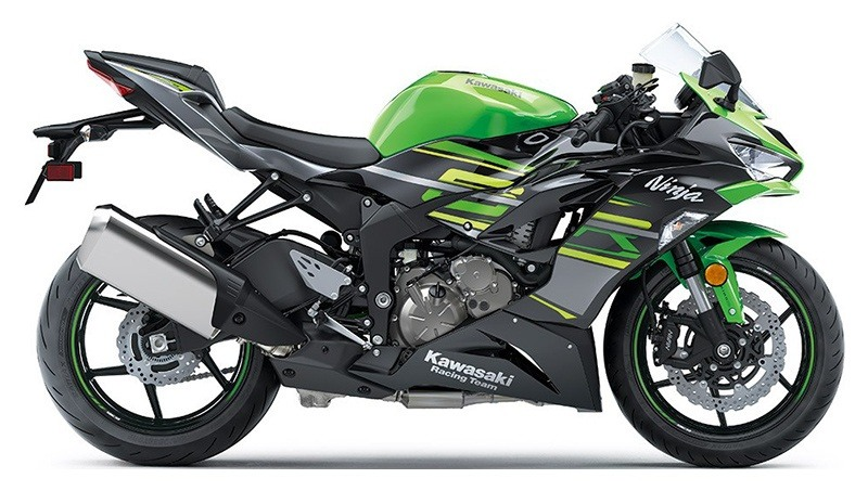 2019 Kawasaki Ninja ZX-6R ABS KRT Edition in Abilene, Texas - Photo 1