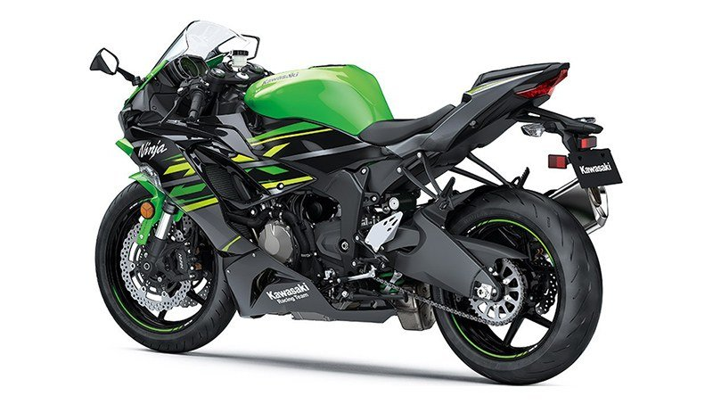 2019 Kawasaki Ninja ZX-6R ABS KRT Edition in Merced, California